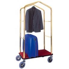 Kolica za prtljag-kofere-garderobu
